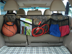 Cargo Back Seat Organizer