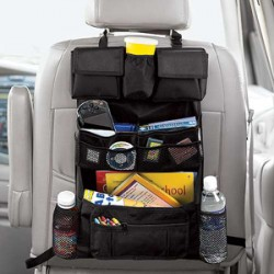 Rugged Back Seat Organizer