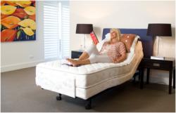 Eco-Adjust Adjustable Bed