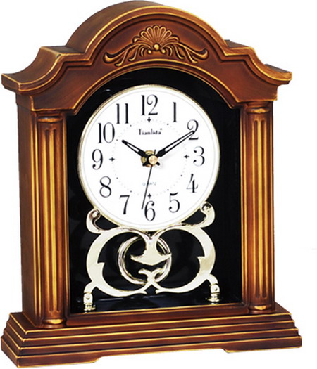 Table Twisting Wall Clock TLD-5517C