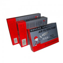 Packaging box printing