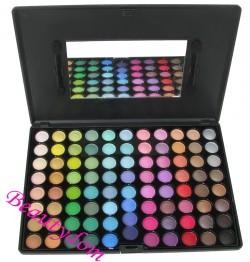 Beautydom PRO eyeshadow, professional eyeshadow palette