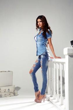 Women's jeans manufacturer