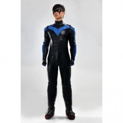 alicestyless.com Batman Young Justice Nightwing Cosplay Costumes