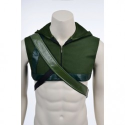 TV Green Arrow Red Arrow Oliver Queen Hood vs Quiver is offered on alicestyless.com