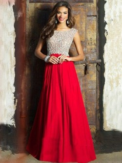 Long Ball Dresses, Long Formal Evening Gowns – Pickedlooks