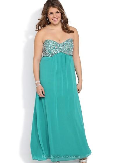 Plus Size Prom Dresses Online, plus size Dresses for prom | HandpickLooks