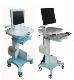 medical computer cart