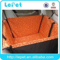 Deluxe Waterproof Pet Car Seat Cover/car pet seat cover