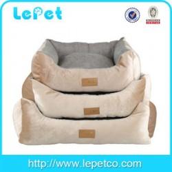 Hot sale new soft warm luxury dog bed wholesale
