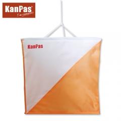 KANPAS orienteering marker flag / 10pcs a lot /30X30cm size