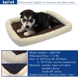 manufacturer wholesale warm soft quilted dog mat