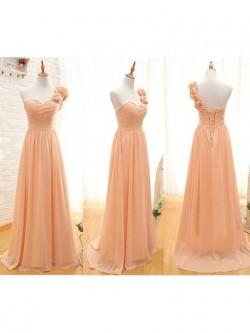 Orange   Burnt Orange Bridesmaid Dresses UK by Dressfashion.co.uk