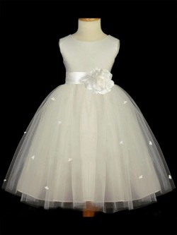 Designer Toddler Flower Girl Dresses For Less