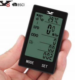 YS Bicycle Wireless Bike Speedometer