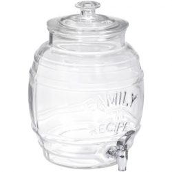 Circleware Family Recipe 2.2 Gallon Beverage Dispenser – Walmart.com
