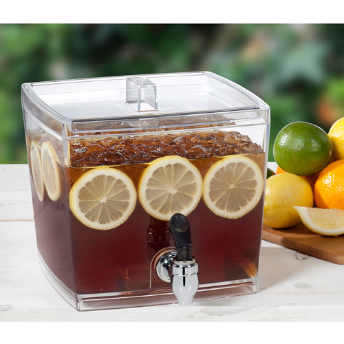 Creative Bath 1.5-Gallon Dispenser – Walmart.com