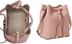 Lauren Ralph Lauren Debby II Mini Drawstring Bag – Handbags & Accessories – Macy ...