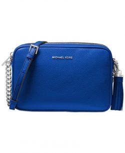 MICHAEL Michael Kors Ginny Medium Camera Bag – Handbags & Accessories – Macy's