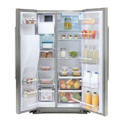 NUTID Side-by-side refrigerator – IKEA