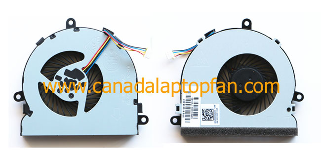 100% High Quality HP 15-BA024CA Laptop CPU Fan 813946-001