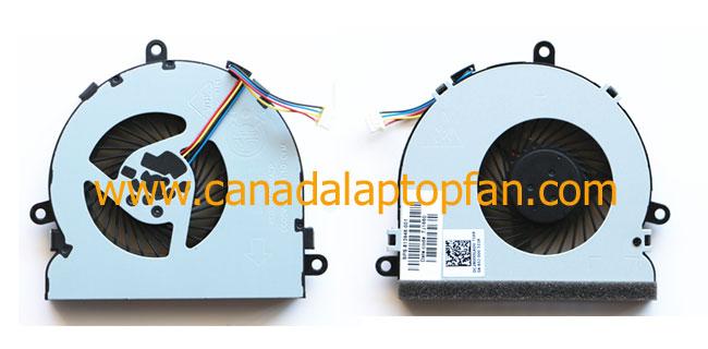 100% High Quality HP 15-BA040CA Laptop CPU Fan 813946-001