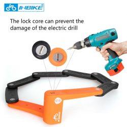 INBIKE Bicycle Lock Anti-cut – Products Marketplace