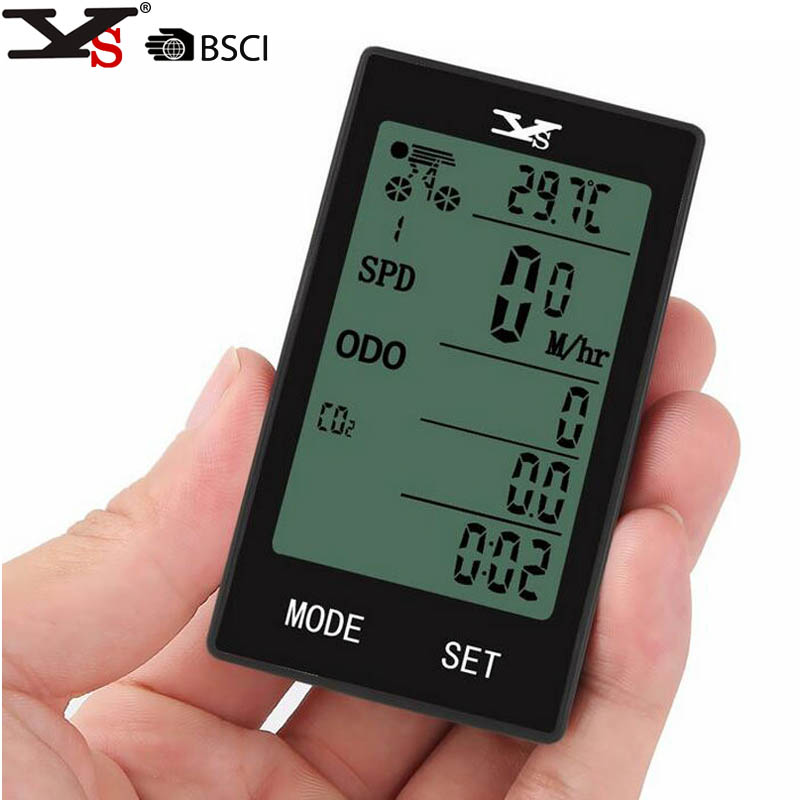 YS Bicycle Wireless Bike Speedometer – Products Marketplace