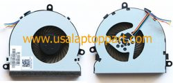 100% Original HP 15-AY020NR Laptop CPU Cooling Fan http://www.usalaptoppart.com/hp-15ay020nr-lap ...