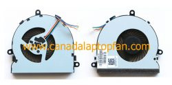 100% High Quality HP 15-BA022CA Laptop CPU Fan 813946-001