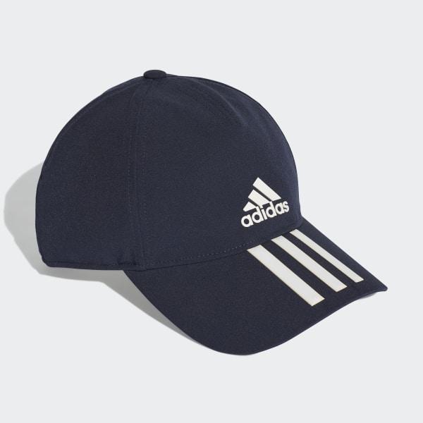 adidas C40 3-Stripes Climalite Cap – Blue | adidas Australia