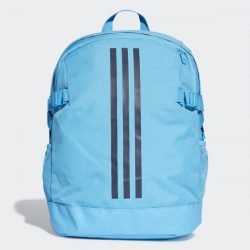 adidas 3-Stripes Power Backpack Medium – Blue | adidas Australia