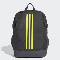 adidas 3-Stripes Power Backpack Medium – Grey | adidas Australia