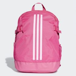 adidas 3-Stripes Power Backpack Medium – Pink | adidas Australia