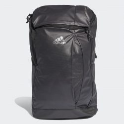 adidas Training Top Backpack – Grey | adidas Australia