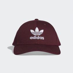 adidas Trefoil Baseball Cap – Red | adidas Australia