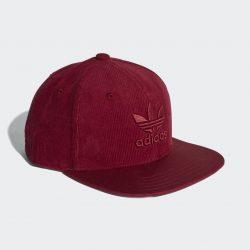 adidas Trefoil Snapback Cap – Red | adidas Australia