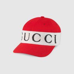 Baseball hat with Gucci headband – Gucci Men's Hats & Gloves