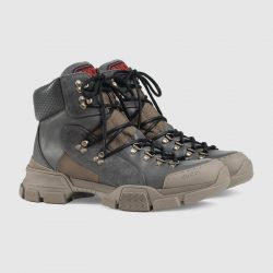 Flashtrek high-top sneaker – Gucci Men's Boots