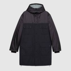 GG jacquard nylon jacket – Gucci Gifts for Men