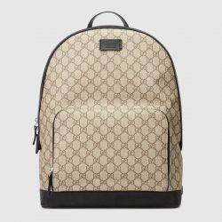 GG Supreme backpack – Gucci Men's Backpacks