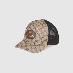 GG Supreme baseball hat – Gucci Men's Hats & Gloves