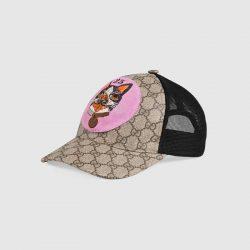 GG Supreme Bosco baseball hat – Gucci Men's Hats & Gloves