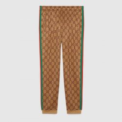 GG technical jersey jogging pant – Gucci Men's Pants & Shorts