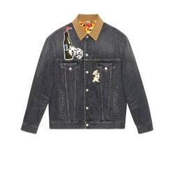 Gucci logo denim jacket – Gucci Denim