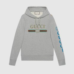 Gucci logo sweatshirt with dragon – Gucci Sweatshirts & Hoodies