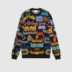 Metal Mix wool sweater – Gucci Gifts for Men