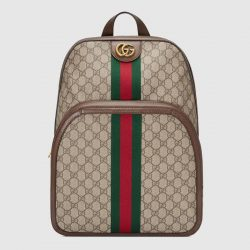 Ophidia GG medium backpack – Gucci Men's Backpacks