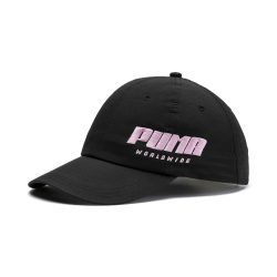 Women's TZ Cap | 10 – Black | Puma