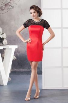 Vestito rosso eleganti online economici meno €100